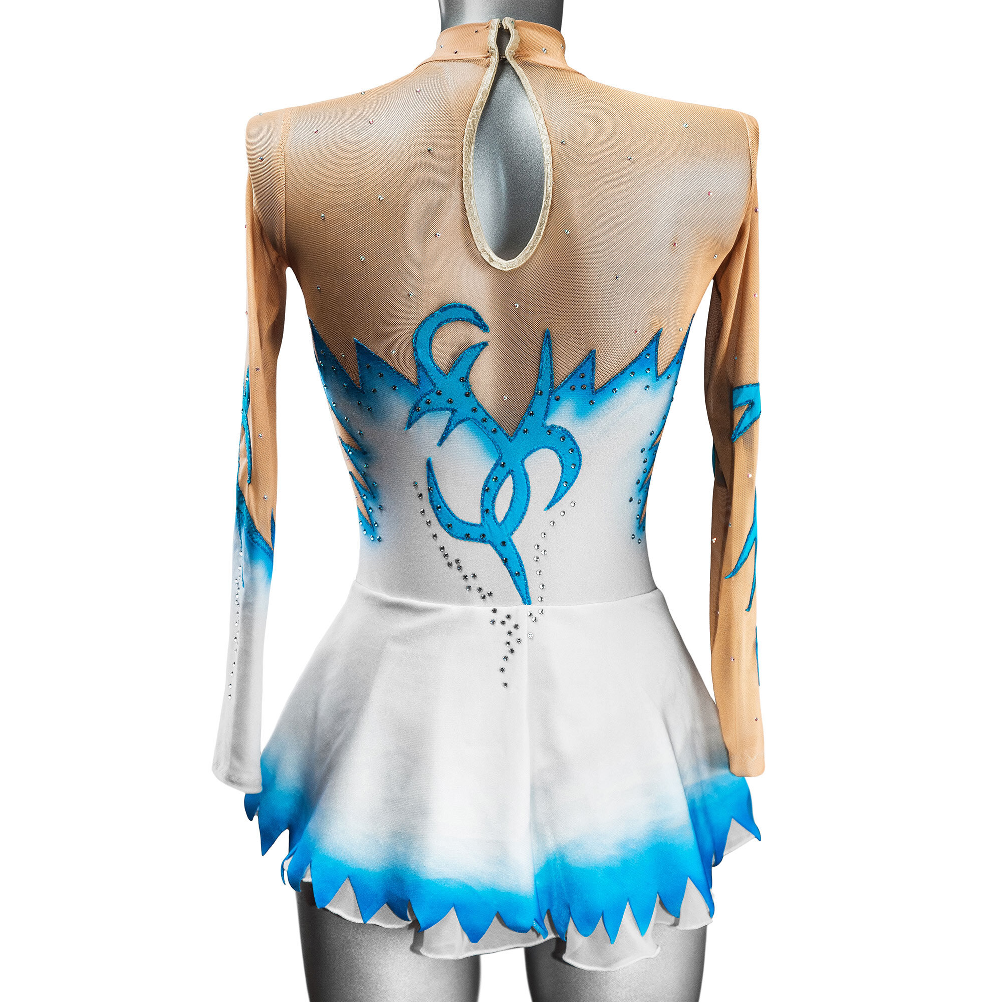 Ice Figure Skating Leotard 129