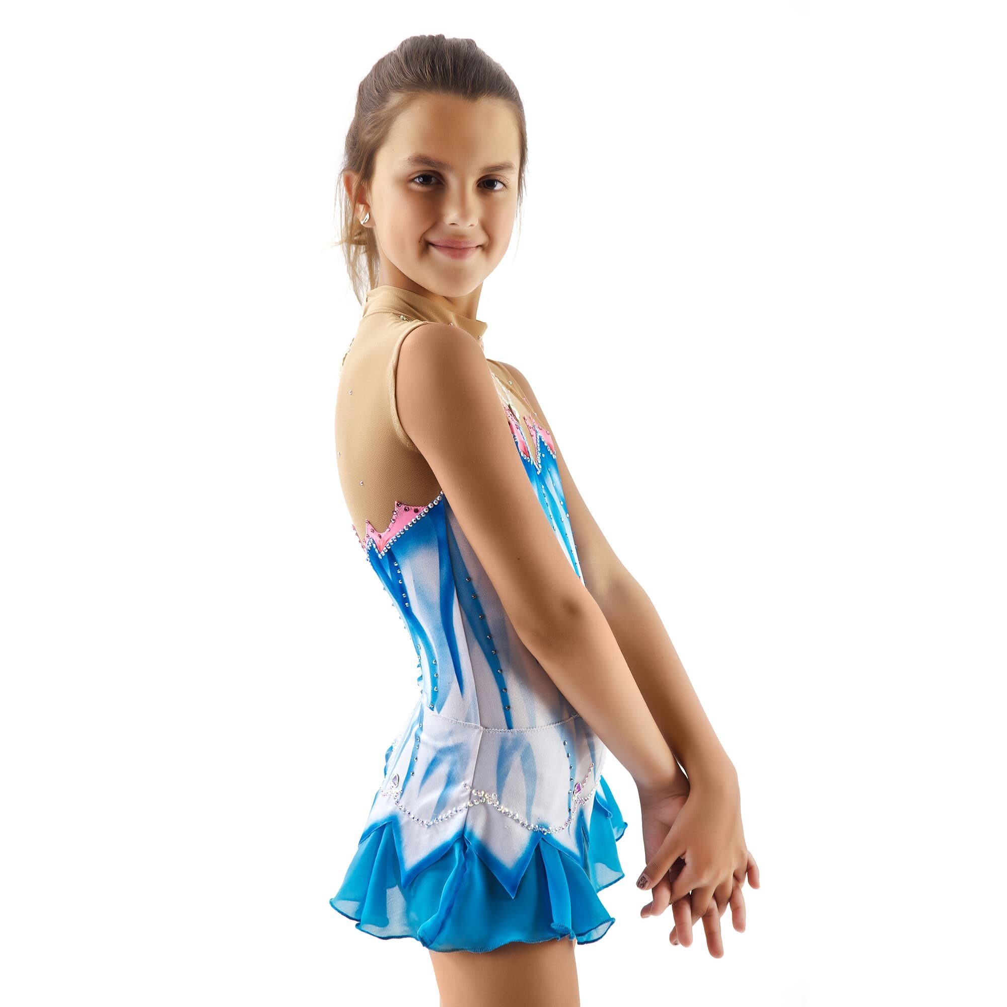 Rhythmic Gymnastics Leotard 156 for competitions