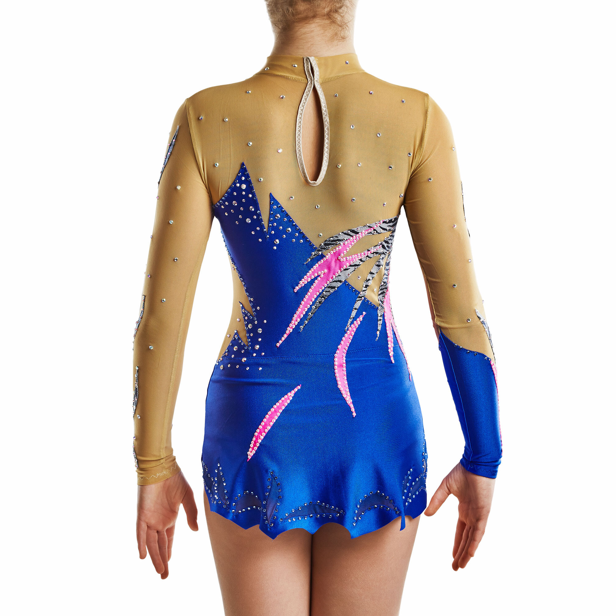 Rhythmic Gymnastics Leotard 166 for competitions