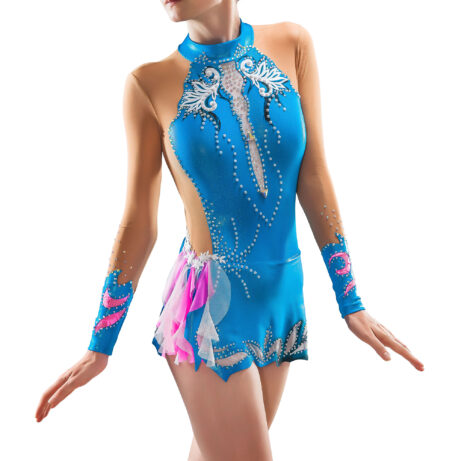 Rhythmic Gymnastics Competition Leotard 172