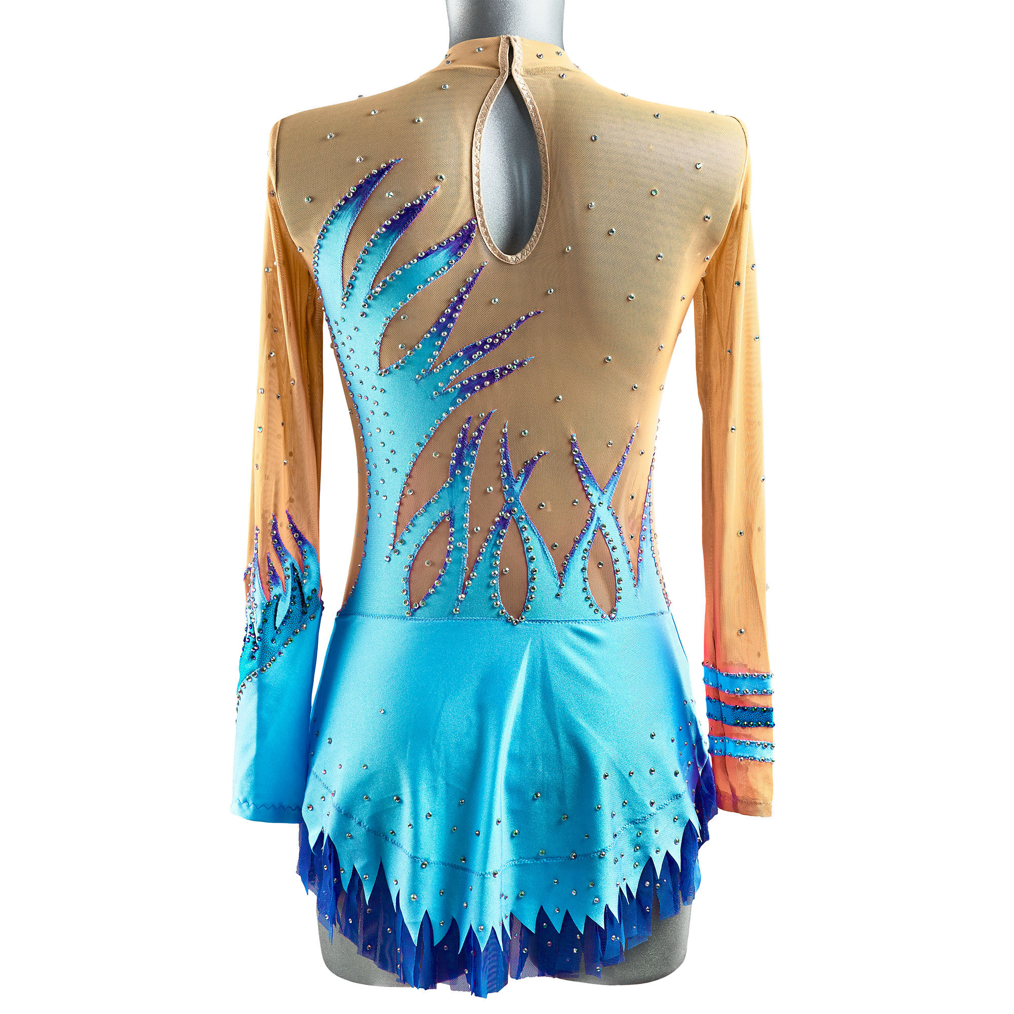 Rhythmic Gymnastics Leotard 199 for competitions