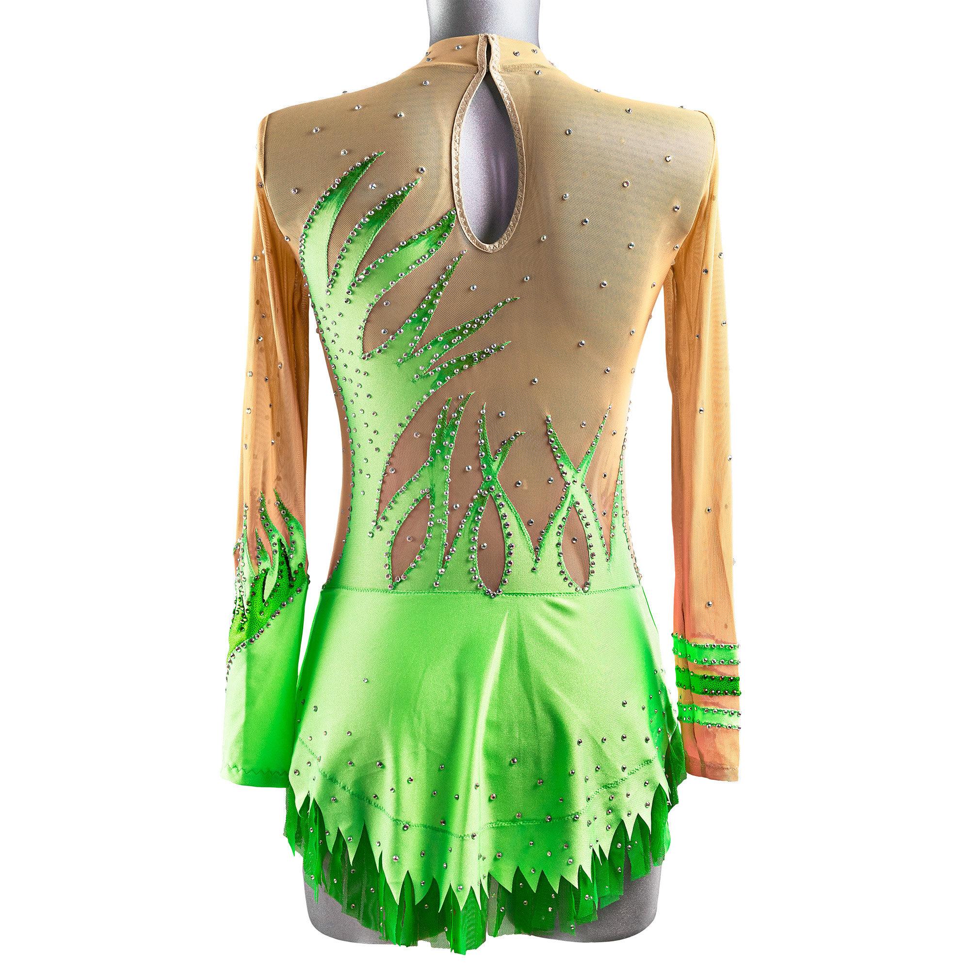 Rhythmic Gymnastics Leotard 199 for competitions