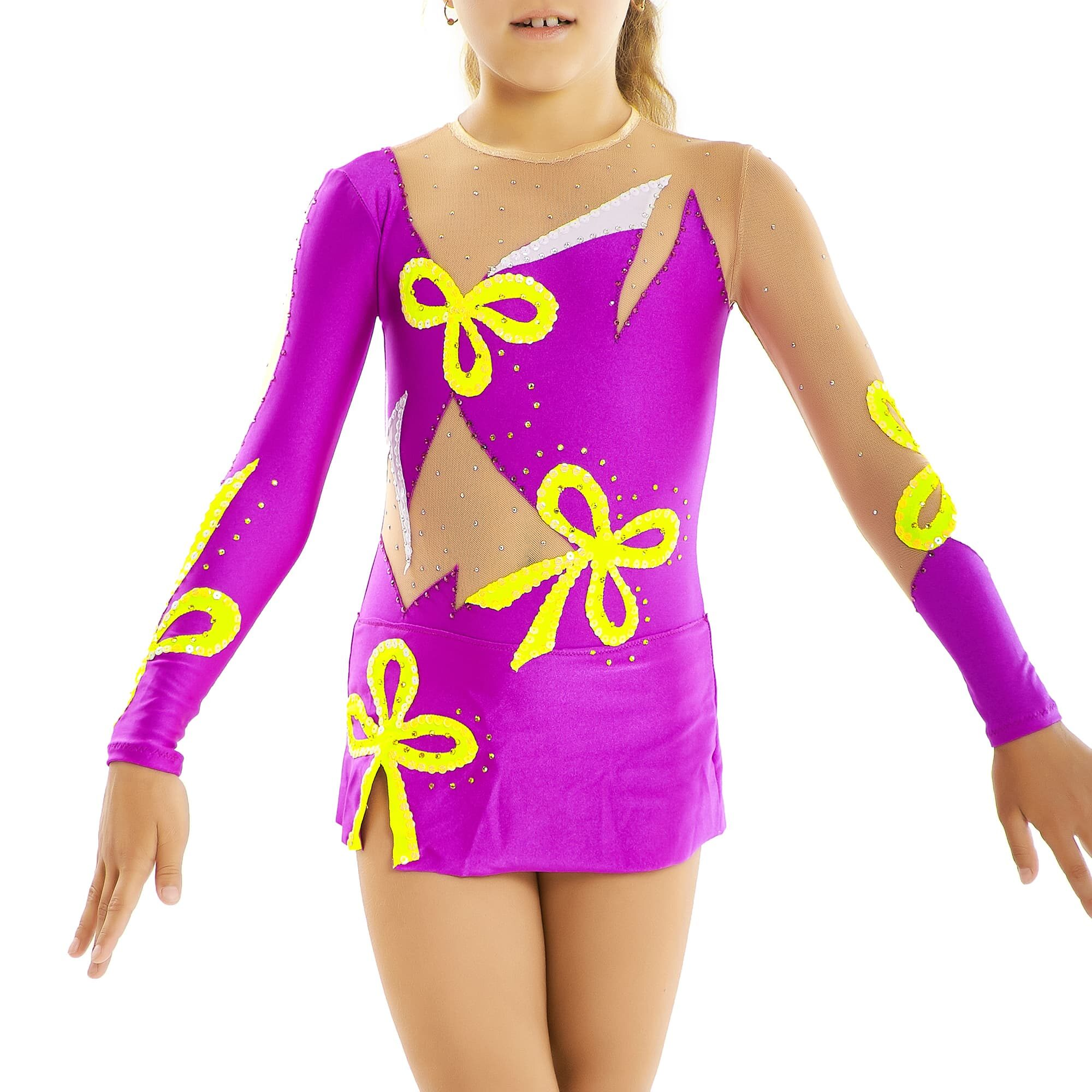 Rhythmic Gymnastics Leotard 20 for competitions