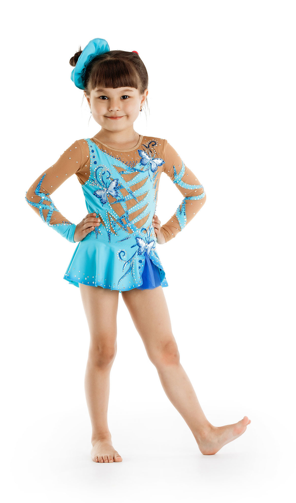 Rhythmic Gymnastics Leotard 201