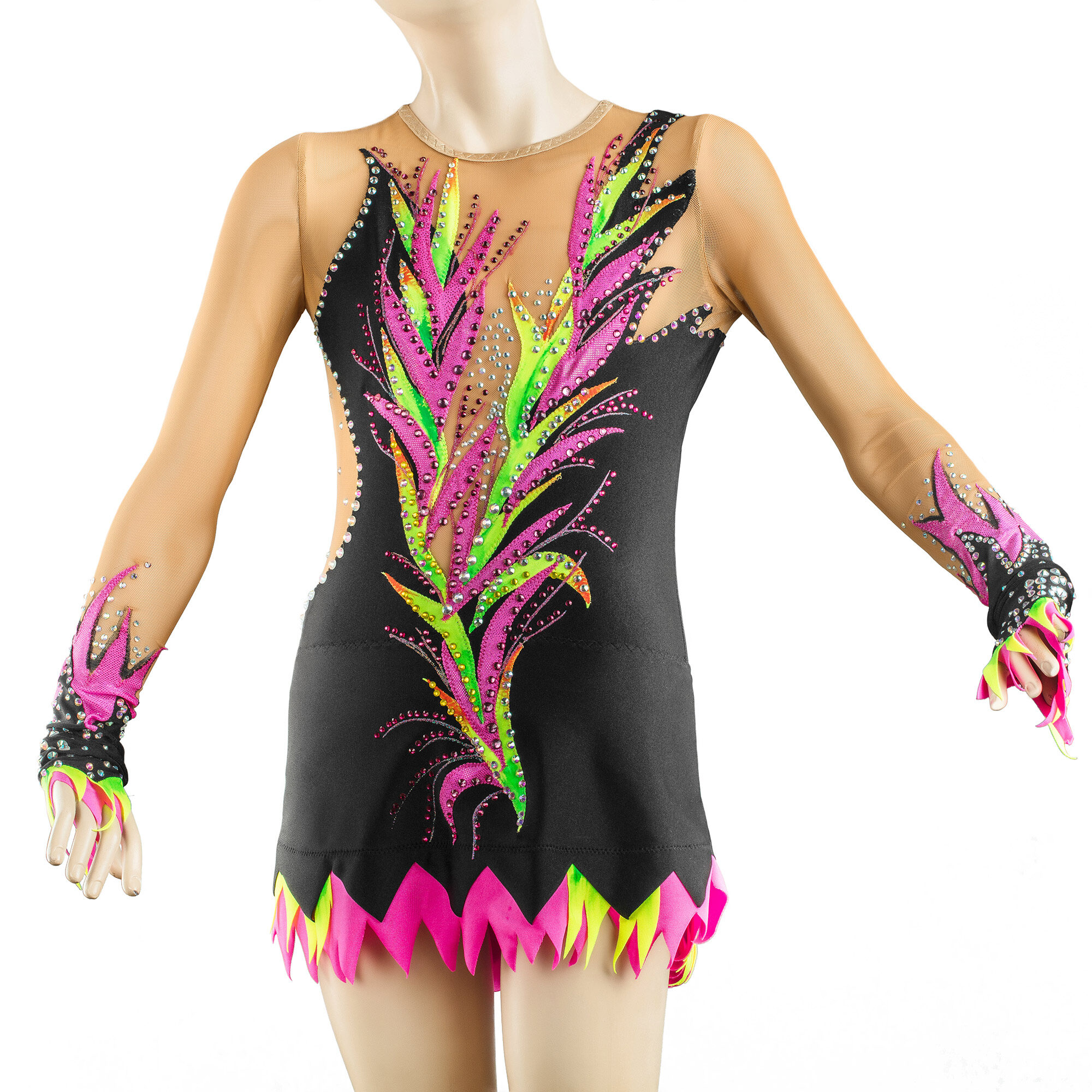 Rhythmic Gymnastics Leotard 207