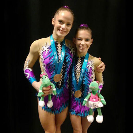 Acrobatic Gymnastics Leotard 216