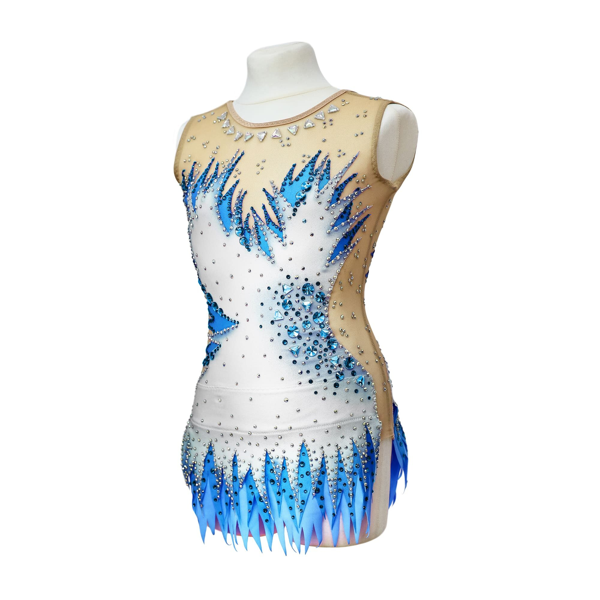Rhythmic Gymnastics Leotard 235 for competitions