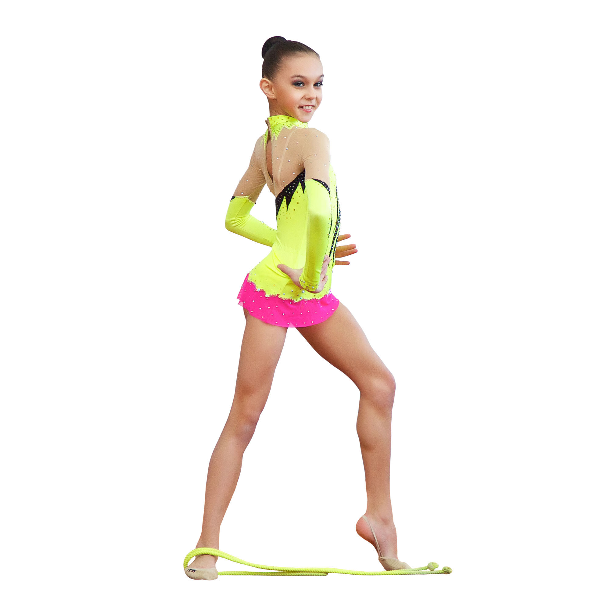 Rhythmic Gymnastics Leotard 4